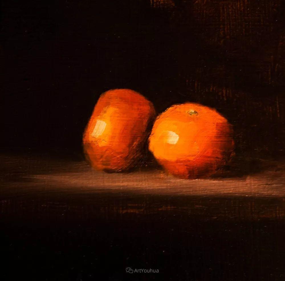 暗黑风格静物水果——英国Neil Carroll系列2插图3