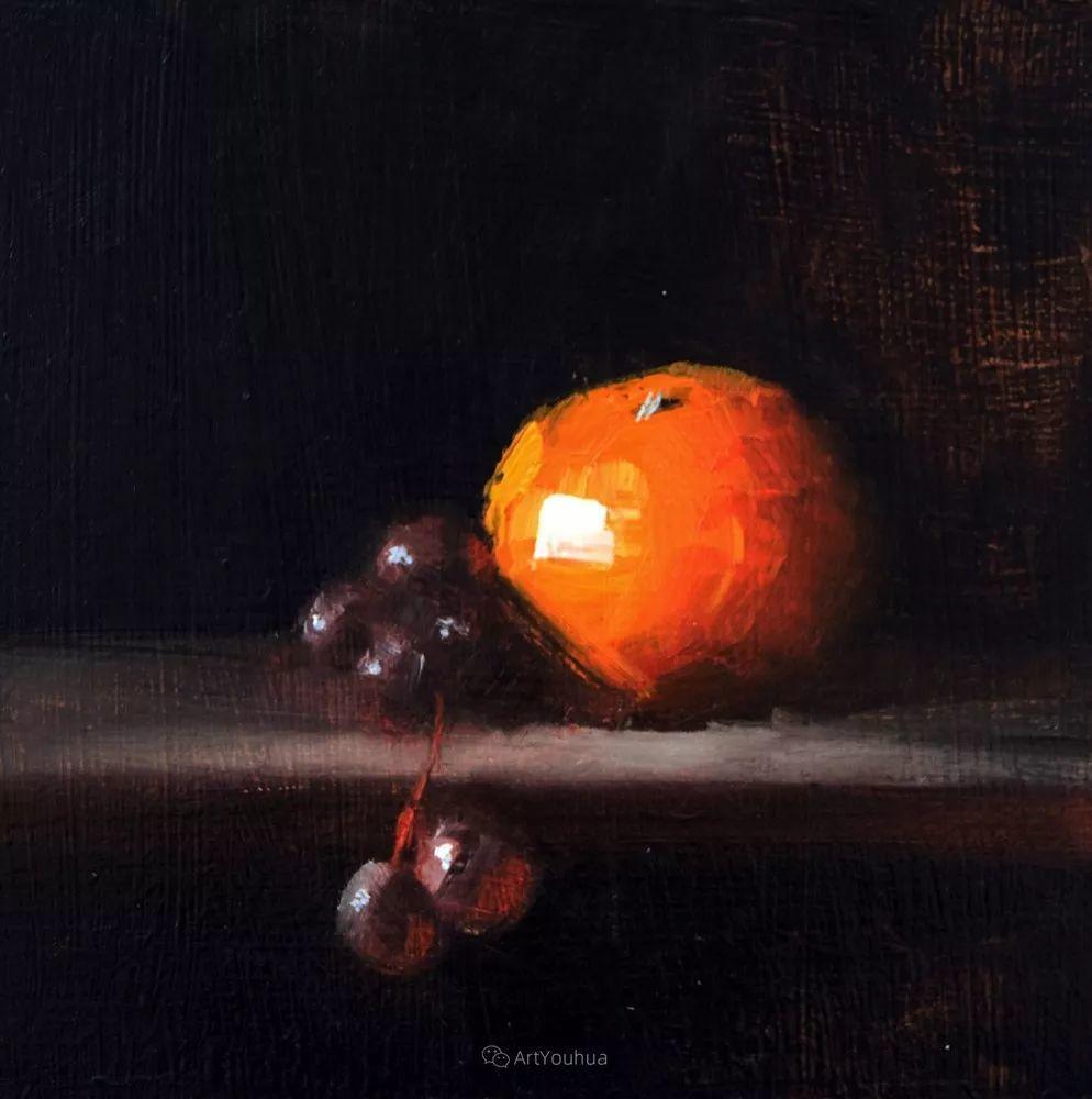 暗黑风格静物水果——英国Neil Carroll系列2插图5
