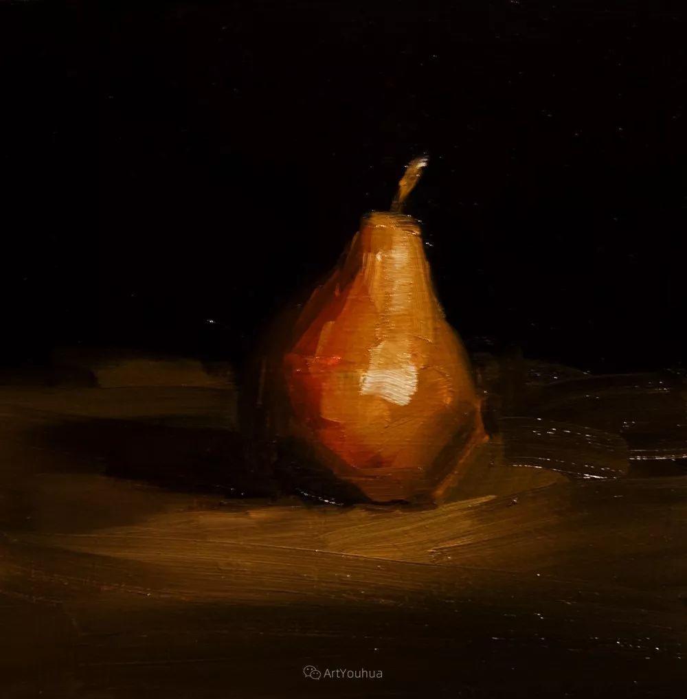 暗黑风格静物水果——英国Neil Carroll系列2插图7