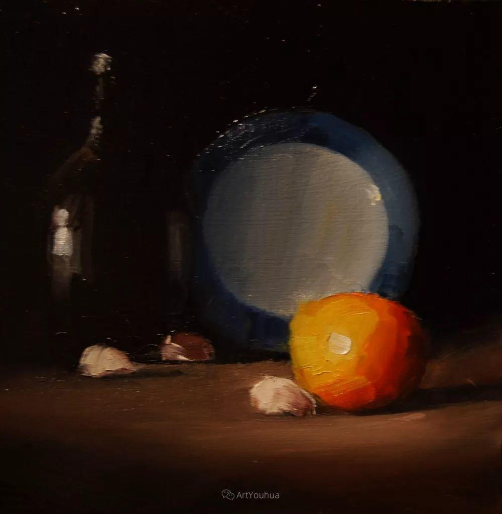 暗黑风格静物水果——英国Neil Carroll系列2插图9