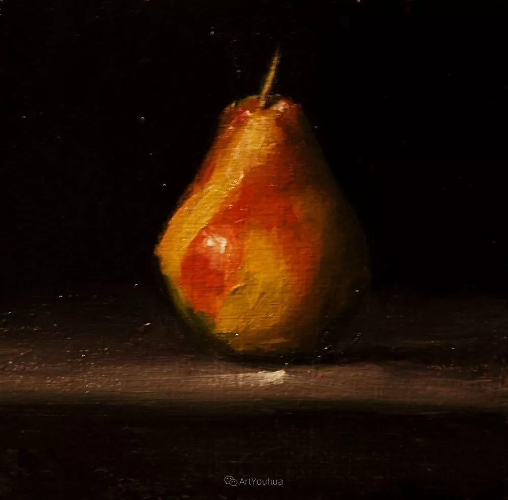 暗黑风格静物水果——英国Neil Carroll系列2插图13