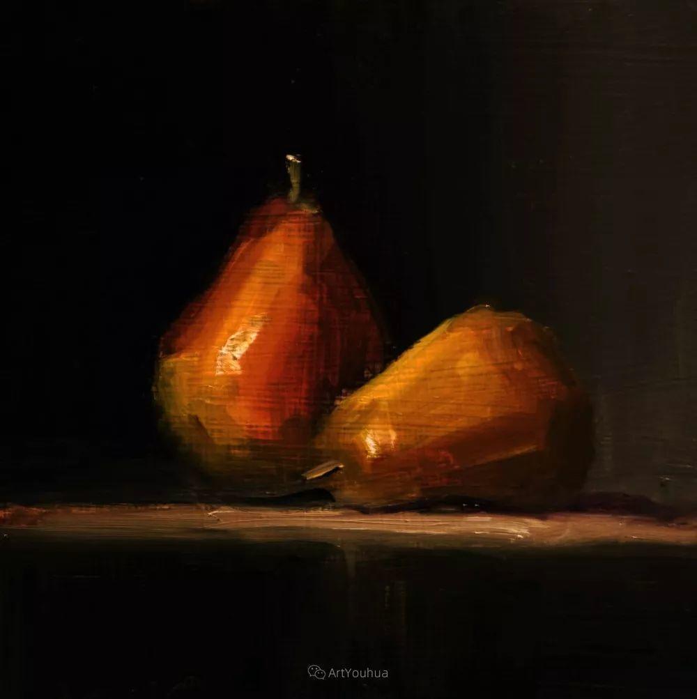 暗黑风格静物水果——英国Neil Carroll系列2插图15