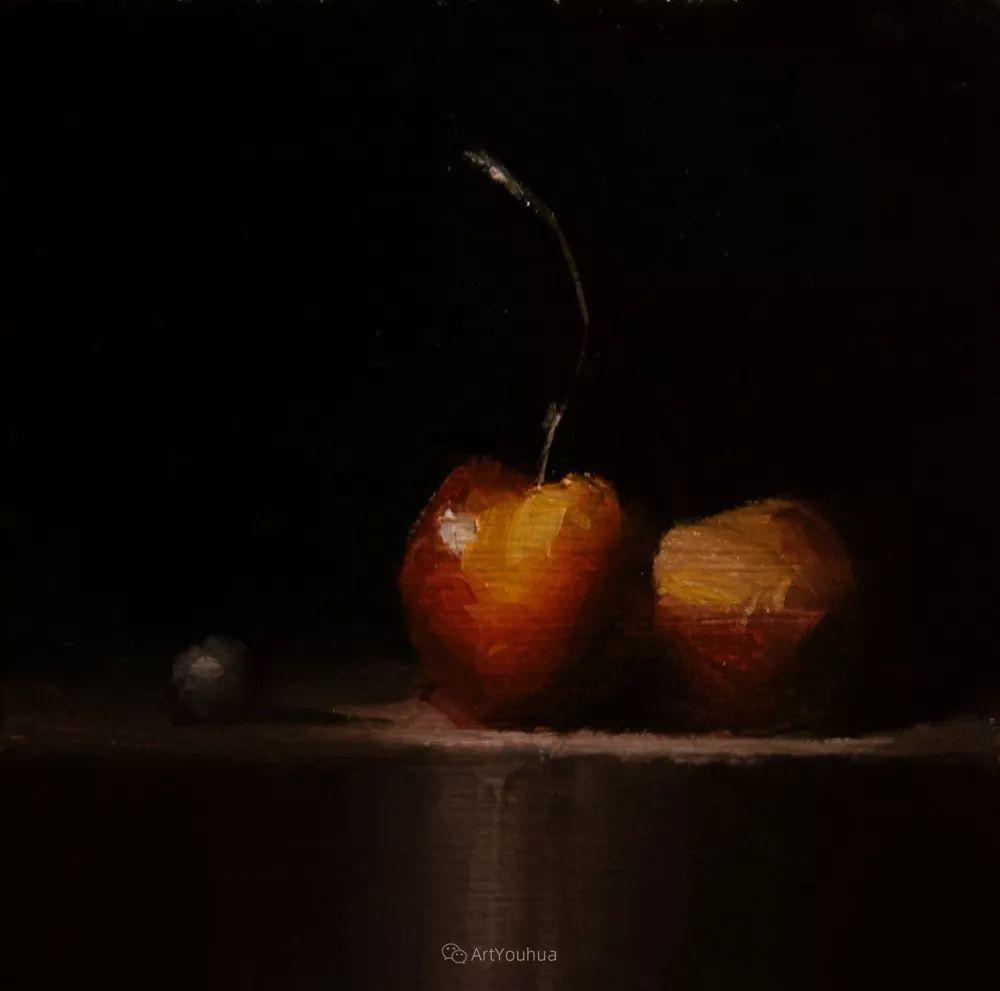 暗黑风格静物水果——英国Neil Carroll系列2插图17