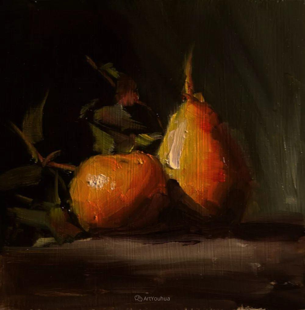 暗黑风格静物水果——英国Neil Carroll系列2插图19