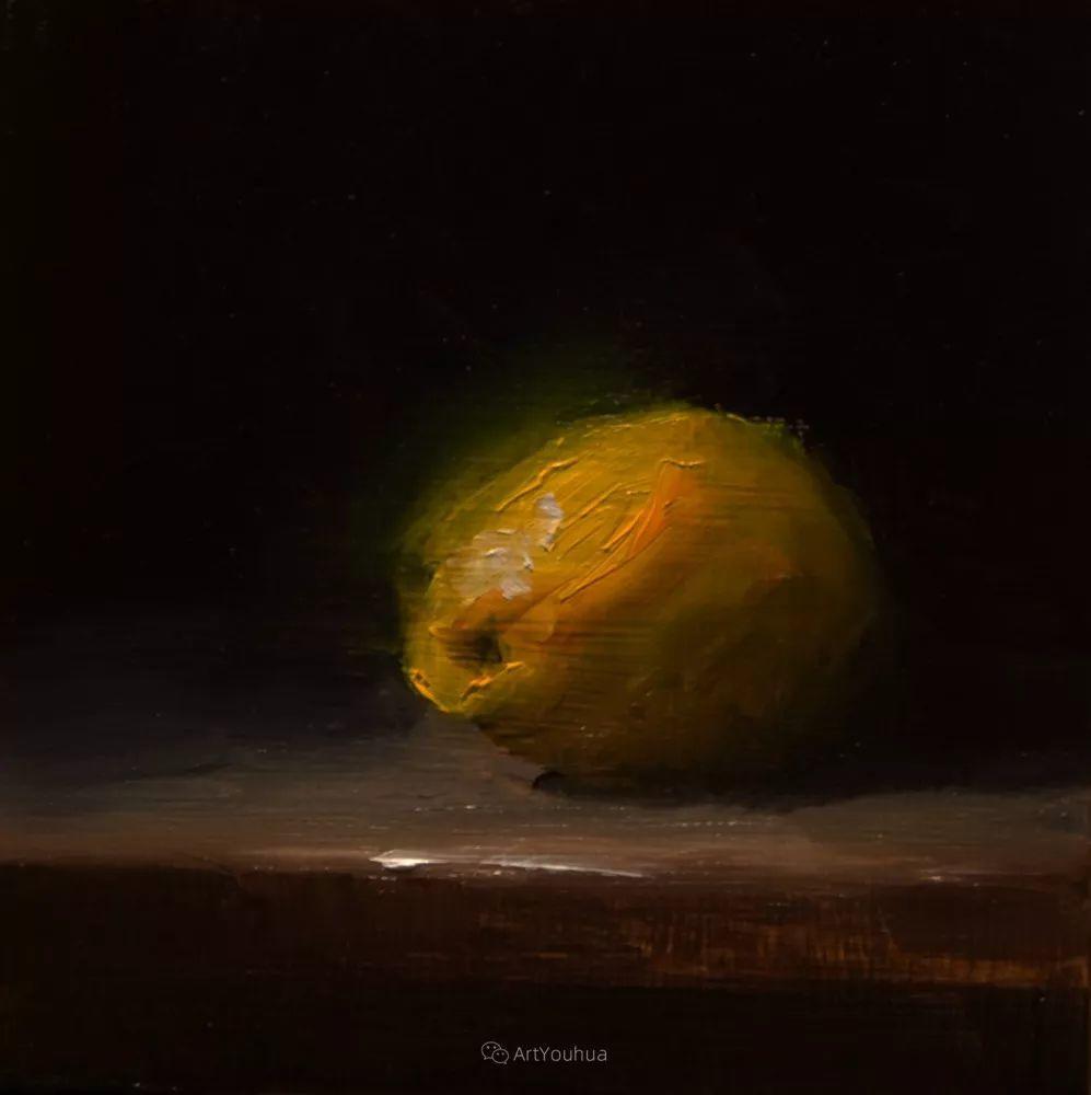 暗黑风格静物水果——英国Neil Carroll系列2插图23