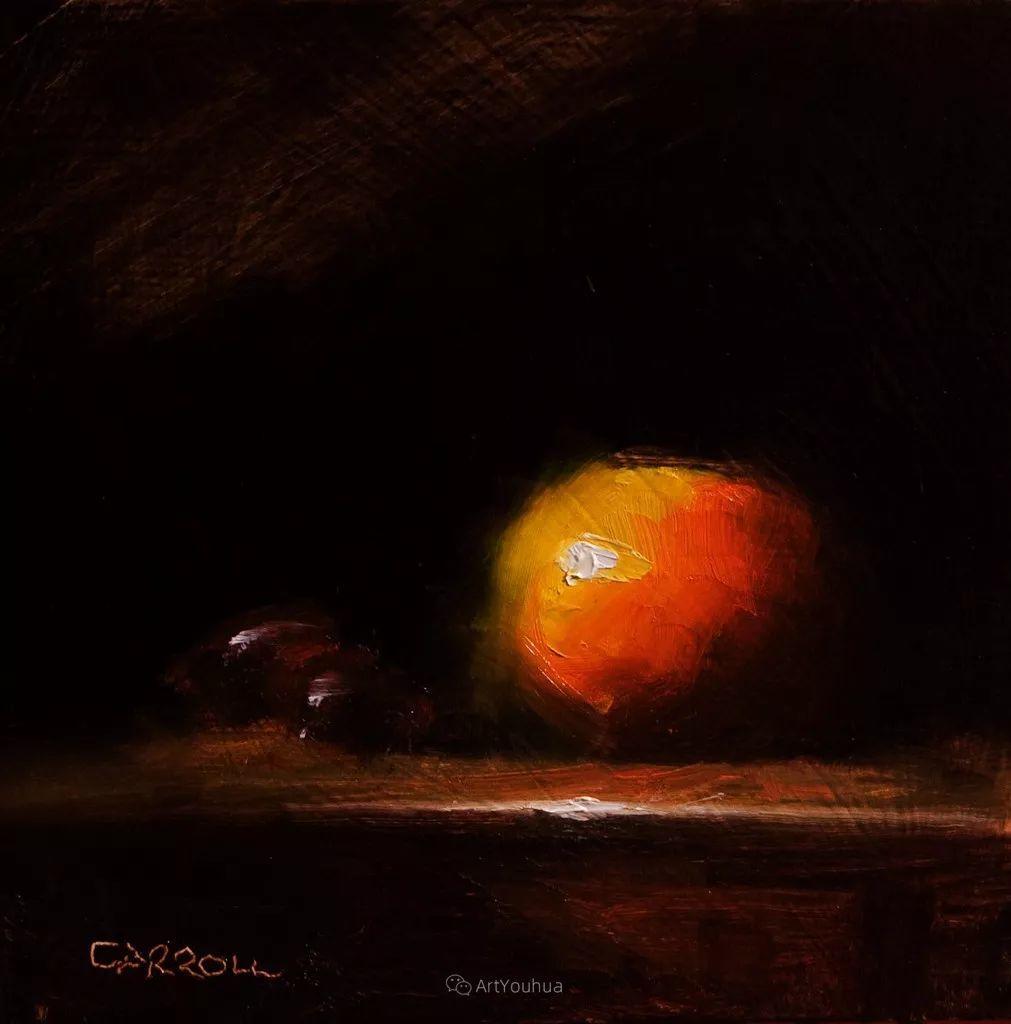 暗黑风格静物水果——英国Neil Carroll系列2插图31