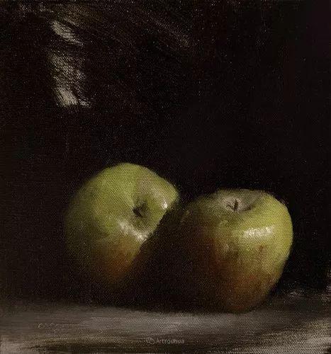 暗黑风格静物水果——英国Neil Carroll系列2插图51