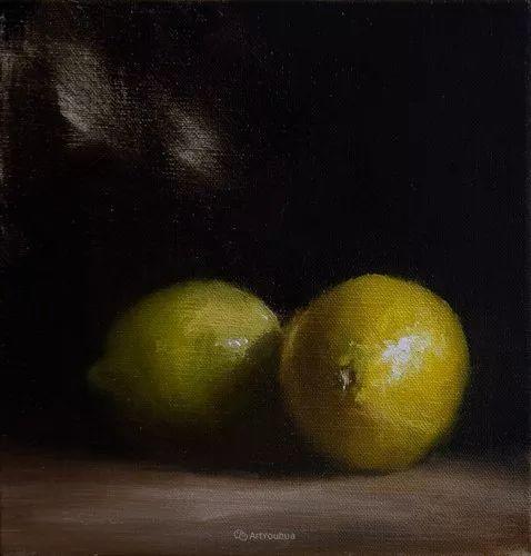 暗黑风格静物水果——英国Neil Carroll系列2插图53