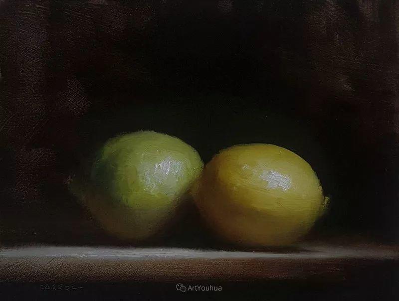 暗黑风格静物水果——英国Neil Carroll系列2插图61