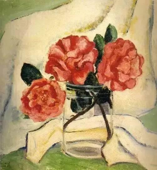 她是中国现代派杰出女画家,中国油画艺术的奠基人之一插图5