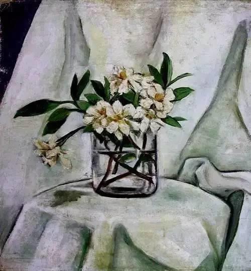 她是中国现代派杰出女画家,中国油画艺术的奠基人之一插图6
