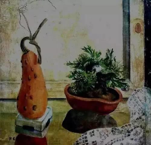 她是中国现代派杰出女画家,中国油画艺术的奠基人之一插图9