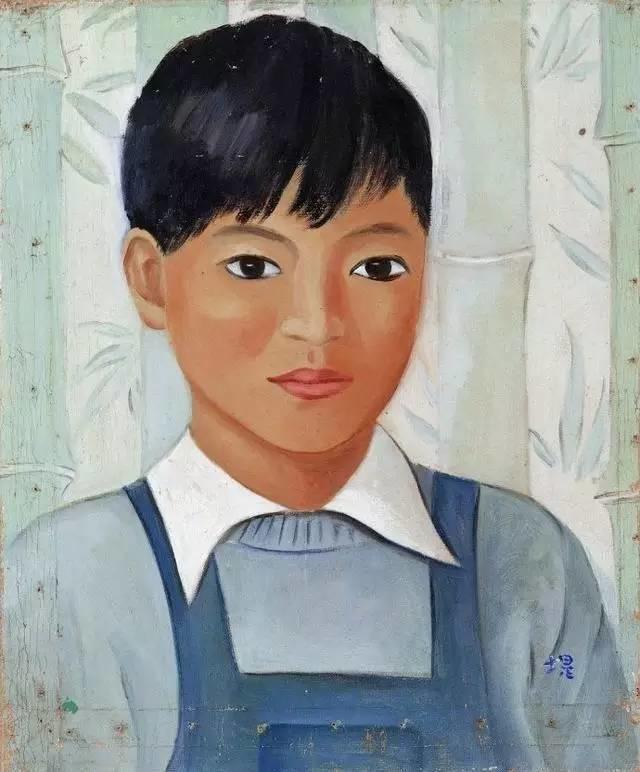 她是中国现代派杰出女画家,中国油画艺术的奠基人之一插图16
