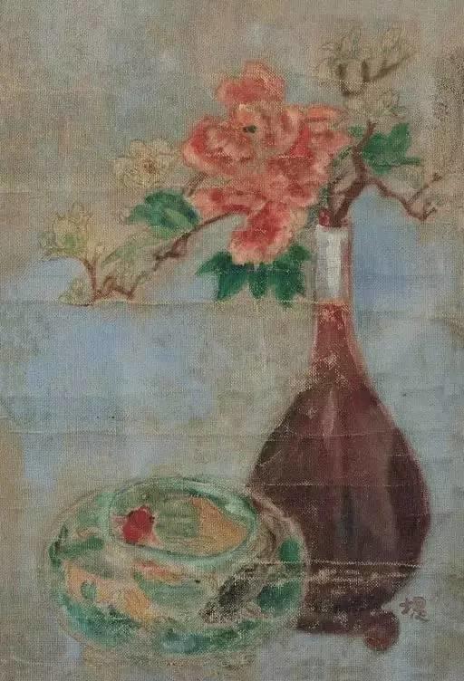 她是中国现代派杰出女画家,中国油画艺术的奠基人之一插图19