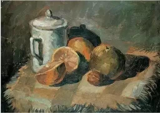她是中国现代派杰出女画家,中国油画艺术的奠基人之一插图22