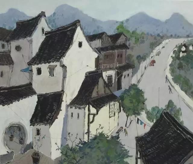 她是中国现代派杰出女画家,中国油画艺术的奠基人之一插图26