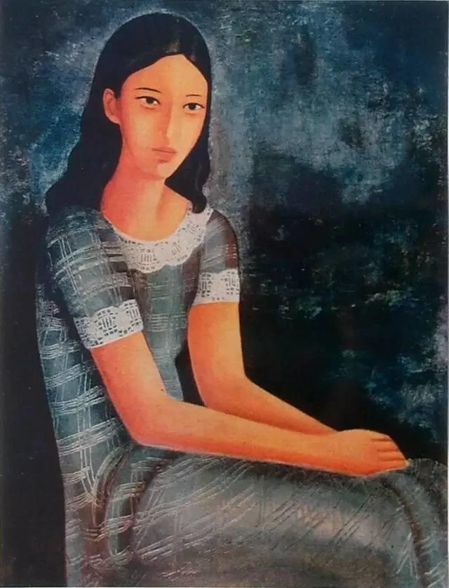 她是中国现代派杰出女画家,中国油画艺术的奠基人之一插图28