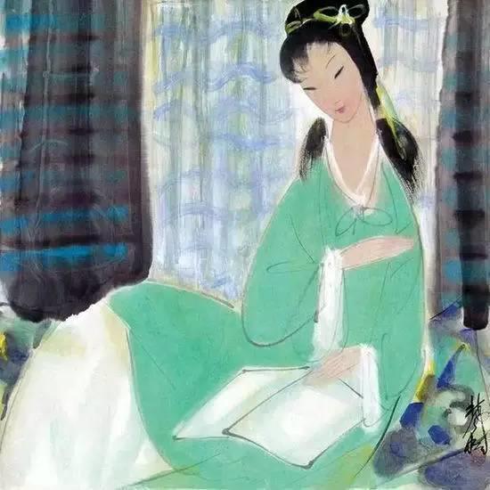 林风眠作品欣赏(近100幅/收藏)插图36