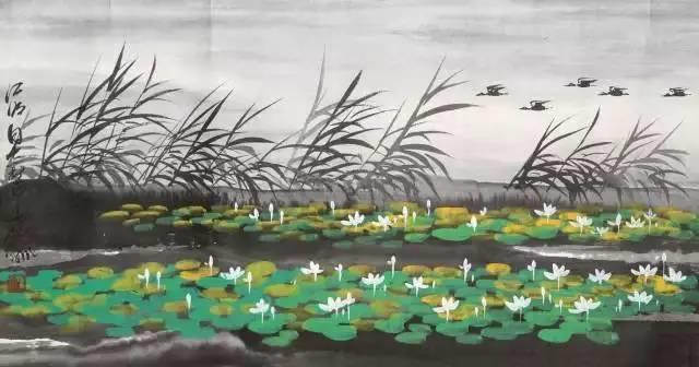 林风眠作品欣赏(近100幅/收藏)插图40