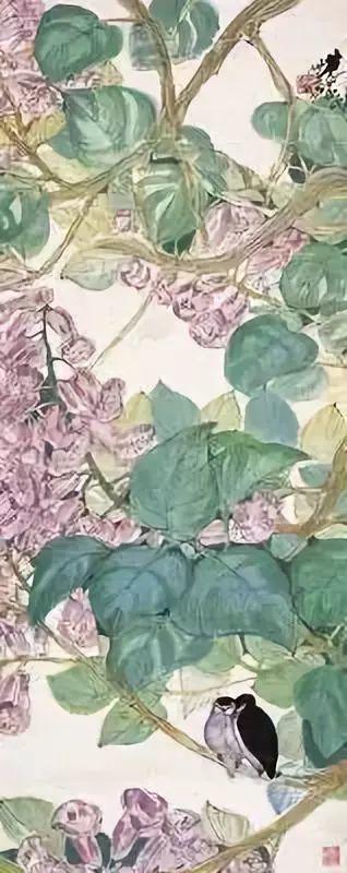林风眠作品欣赏(近100幅/收藏)插图41