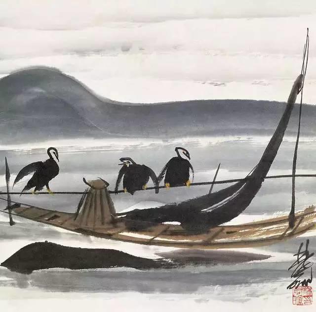 林风眠作品欣赏(近100幅/收藏)插图46