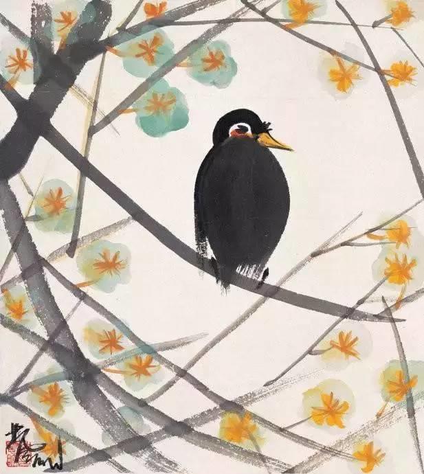 林风眠作品欣赏(近100幅/收藏)插图52