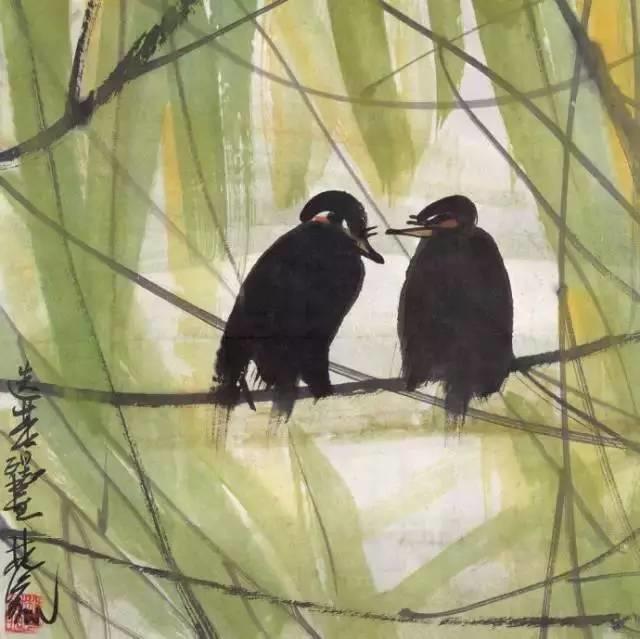 林风眠作品欣赏(近100幅/收藏)插图53