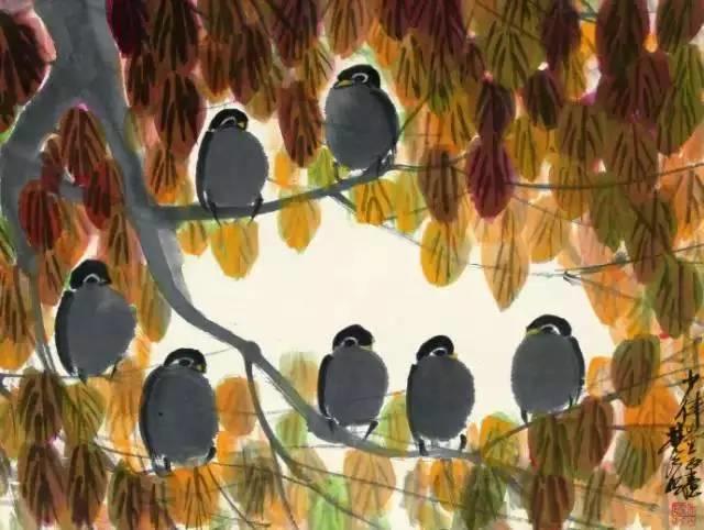 林风眠作品欣赏(近100幅/收藏)插图56