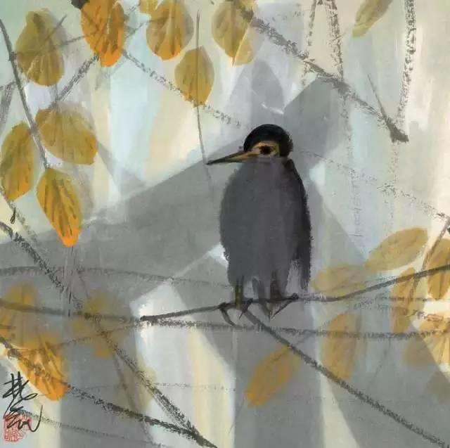 林风眠作品欣赏(近100幅/收藏)插图66