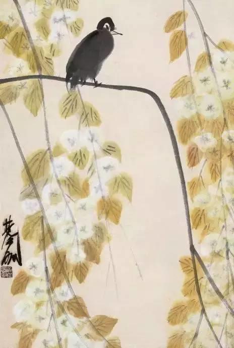 林风眠作品欣赏(近100幅/收藏)插图67