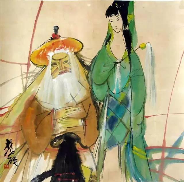 林风眠作品欣赏(近100幅/收藏)插图88