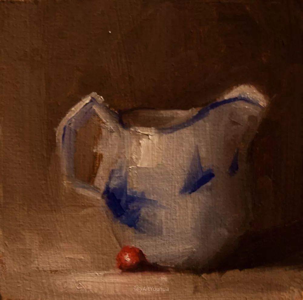暗黑风格静物瓷器——英国画家Neil Carroll系列1插图3