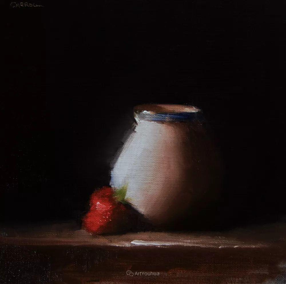 暗黑风格静物瓷器——英国画家Neil Carroll系列1插图5