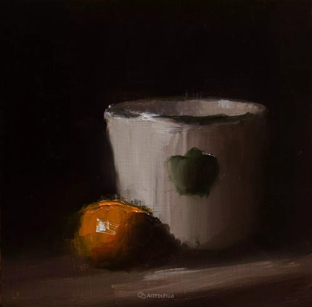 暗黑风格静物瓷器——英国画家Neil Carroll系列1插图6