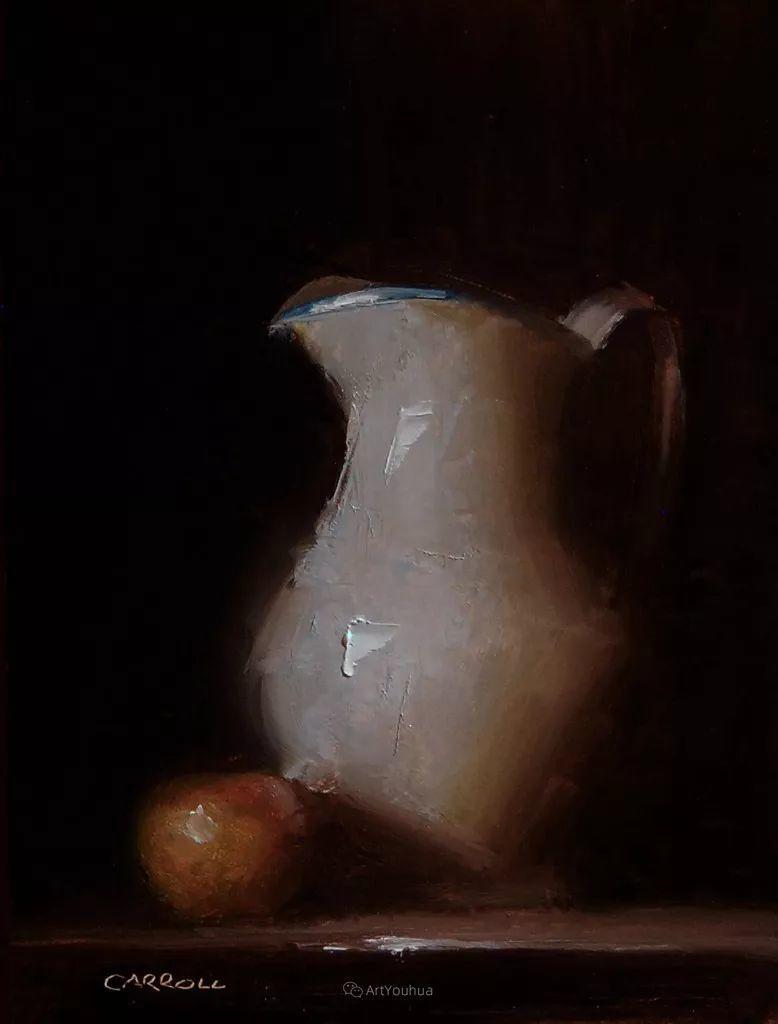 暗黑风格静物瓷器——英国画家Neil Carroll系列1插图8