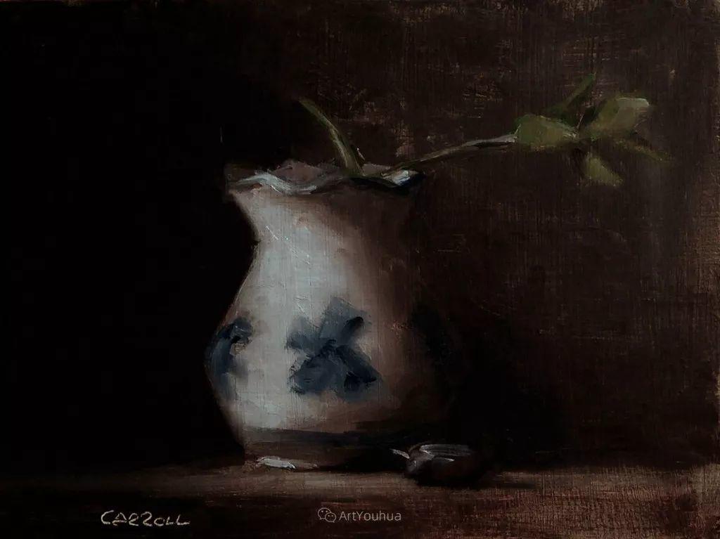 暗黑风格静物瓷器——英国画家Neil Carroll系列1插图11
