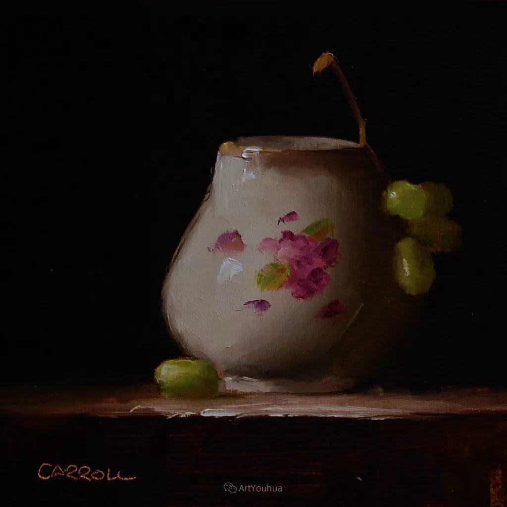 暗黑风格静物瓷器——英国画家Neil Carroll系列1插图16