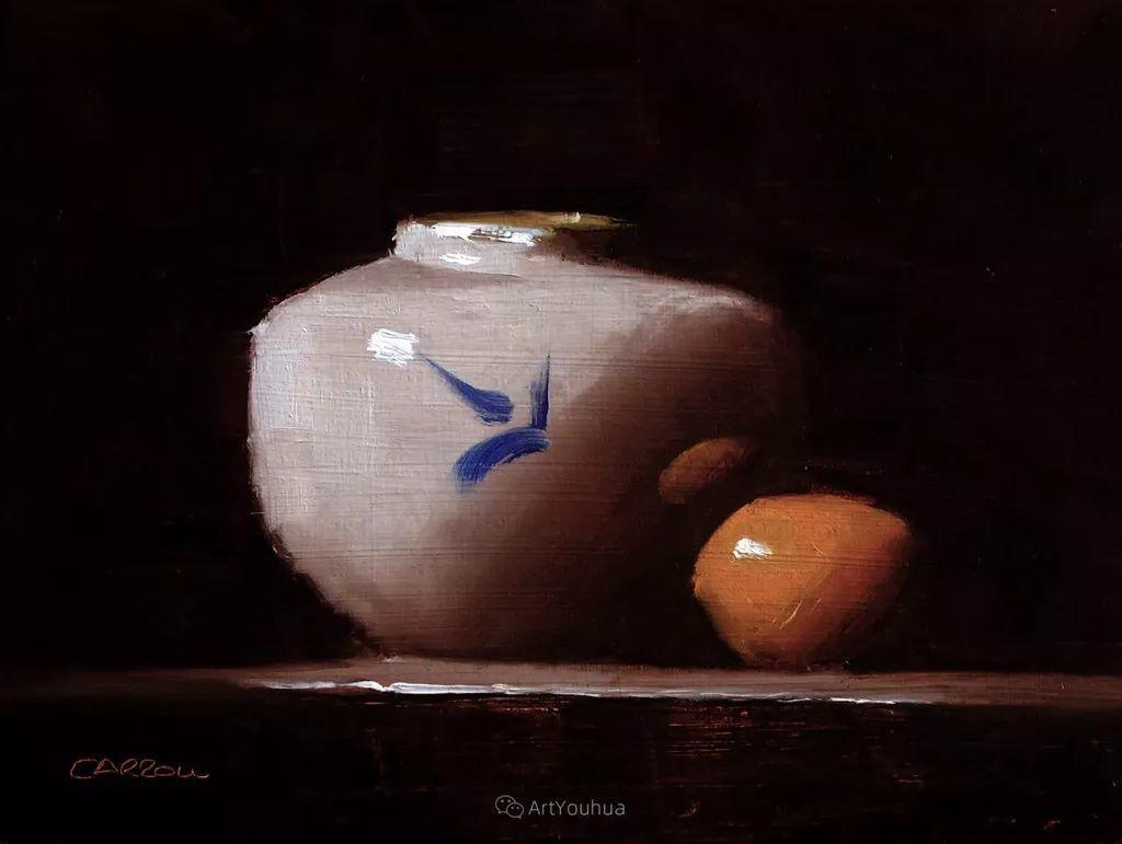 暗黑风格静物瓷器——英国画家Neil Carroll系列1插图18