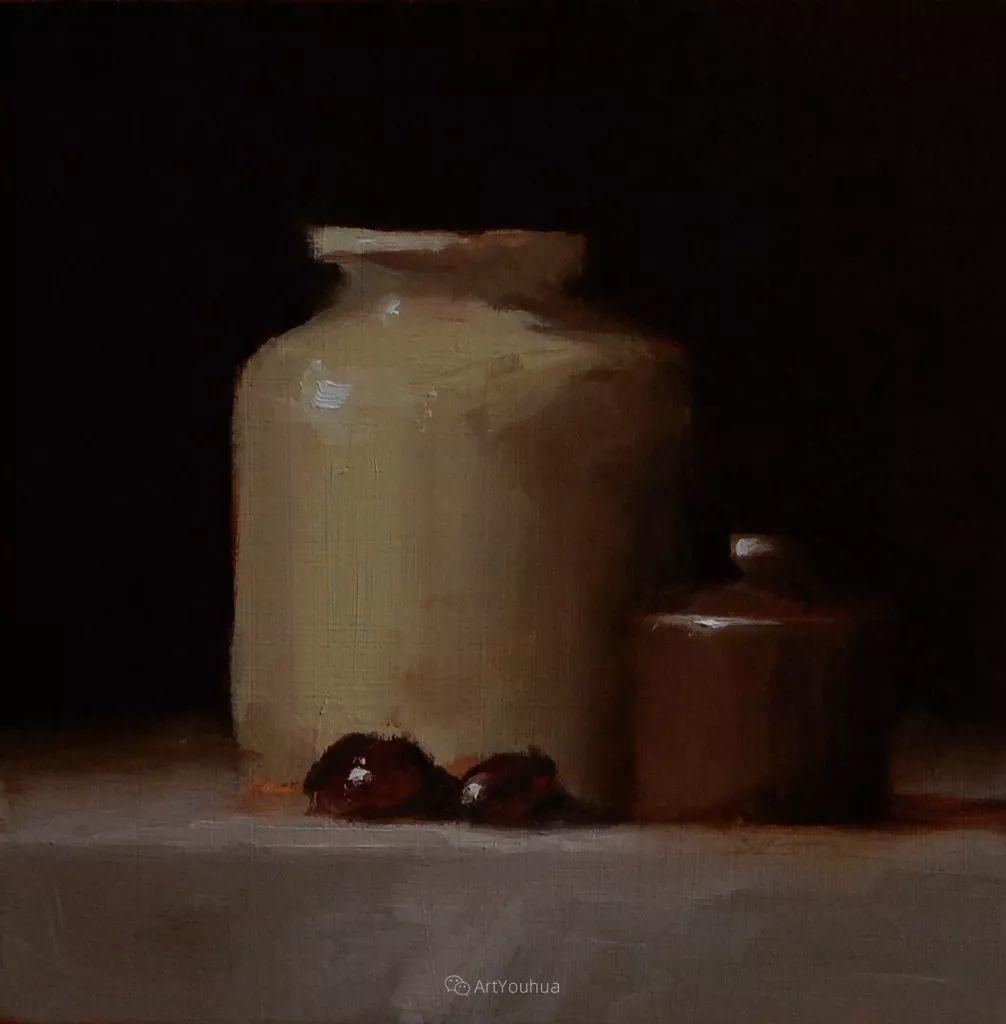 暗黑风格静物瓷器——英国画家Neil Carroll系列1插图19