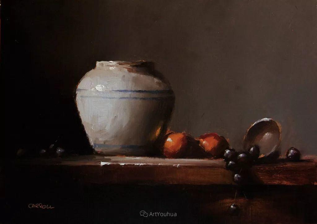 暗黑风格静物瓷器——英国画家Neil Carroll系列1插图21