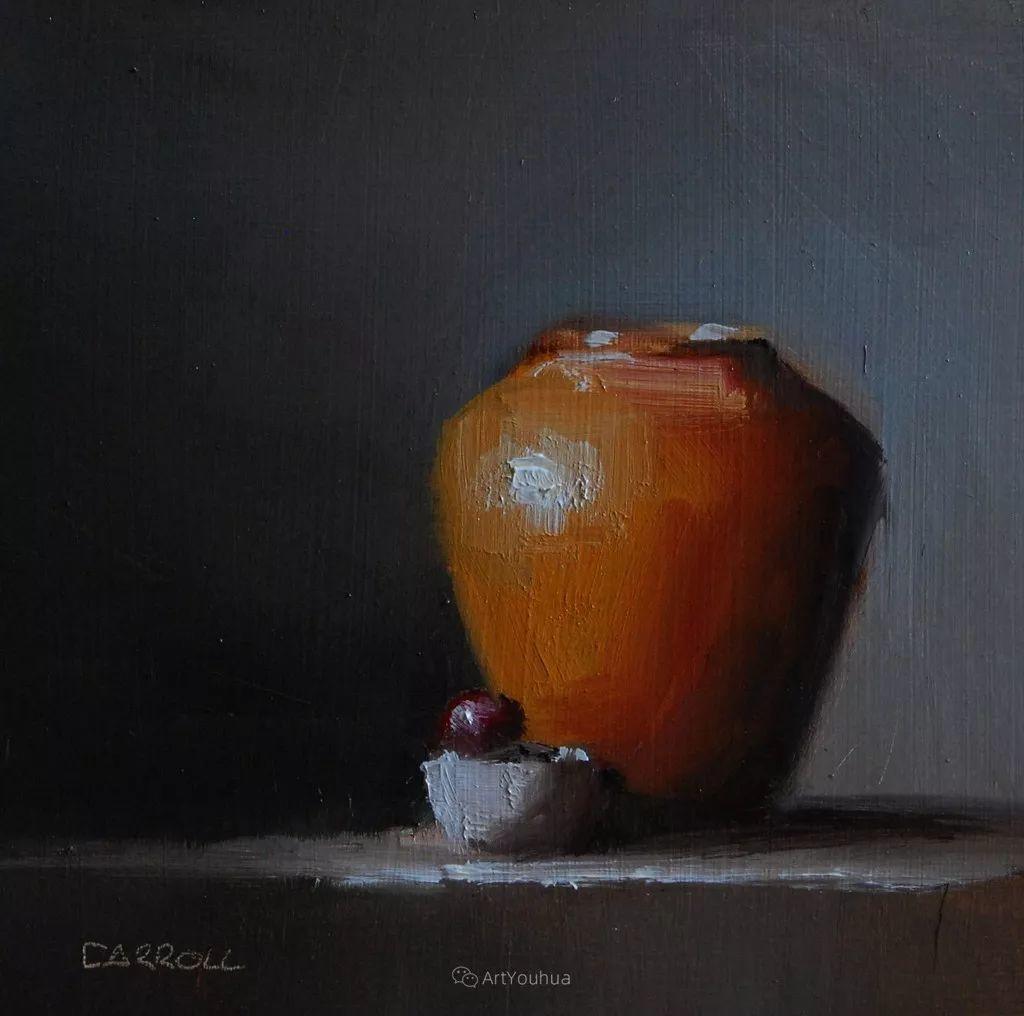 暗黑风格静物瓷器——英国画家Neil Carroll系列1插图22