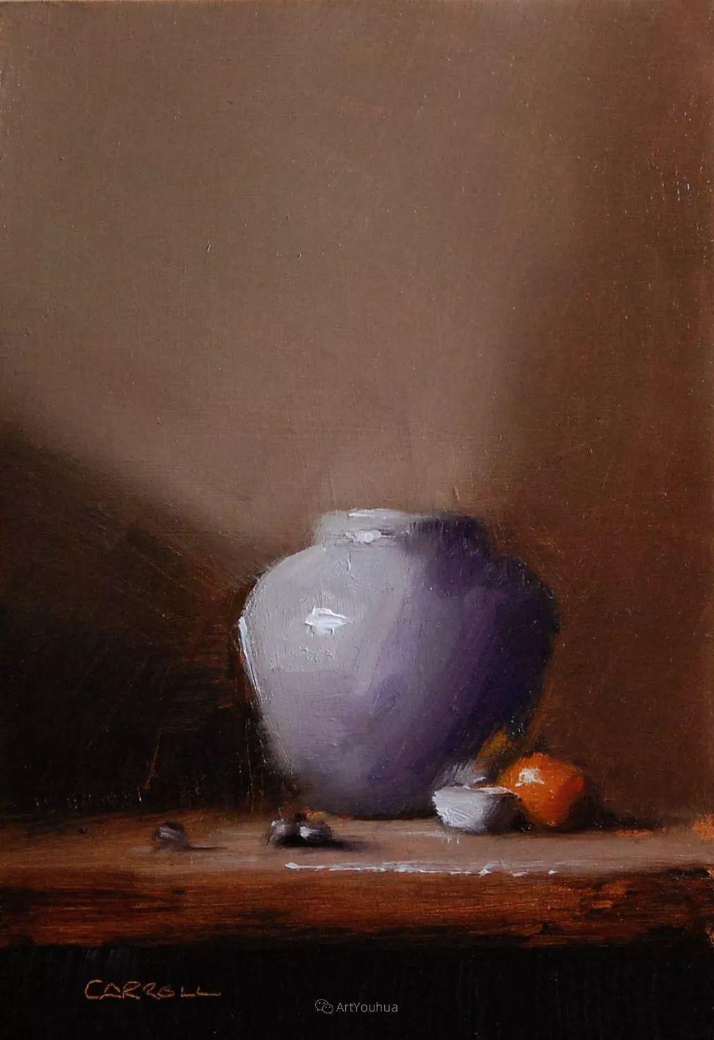 暗黑风格静物瓷器——英国画家Neil Carroll系列1插图23