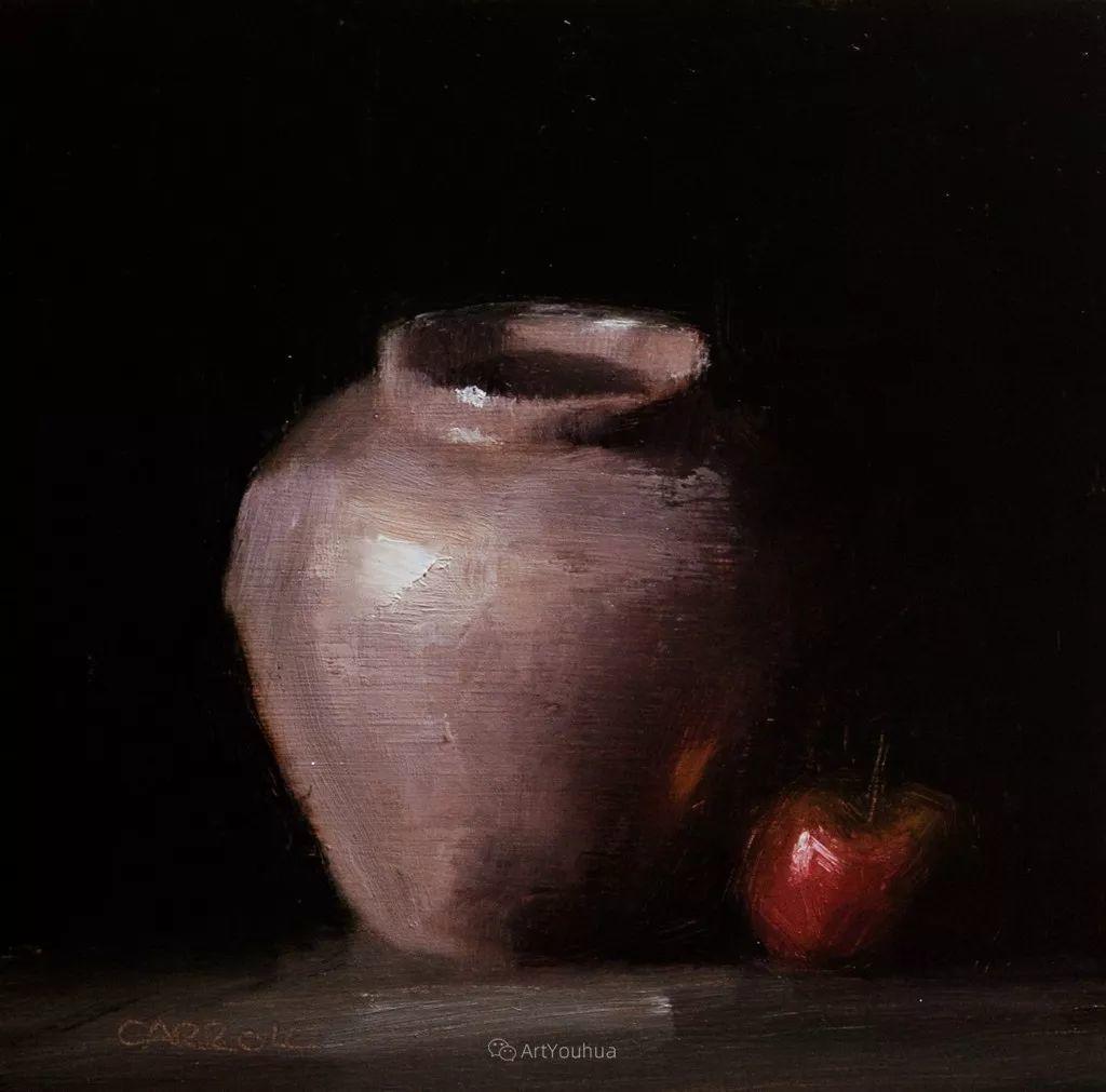 暗黑风格静物瓷器——英国画家Neil Carroll系列1插图24