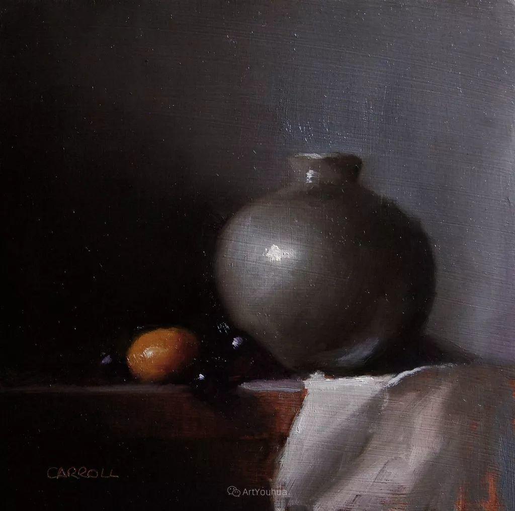 暗黑风格静物瓷器——英国画家Neil Carroll系列1插图25
