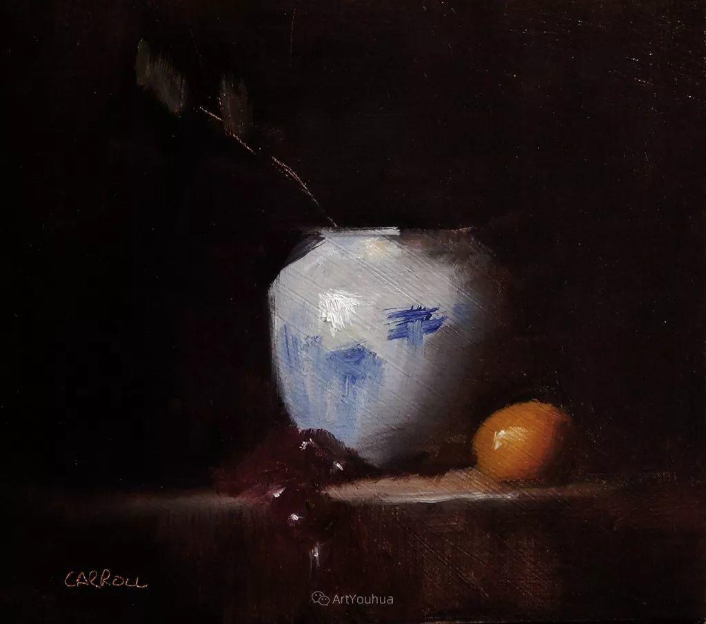 暗黑风格静物瓷器——英国画家Neil Carroll系列1插图27