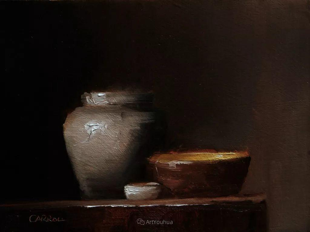 暗黑风格静物瓷器——英国画家Neil Carroll系列1插图28