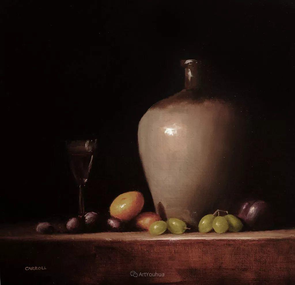 暗黑风格静物瓷器——英国画家Neil Carroll系列1插图30