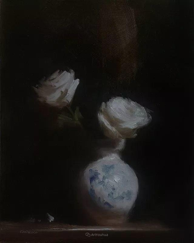 暗黑风格静物瓷器——英国画家Neil Carroll系列1插图31