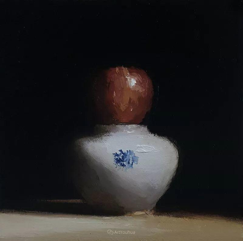 暗黑风格静物瓷器——英国画家Neil Carroll系列1插图32