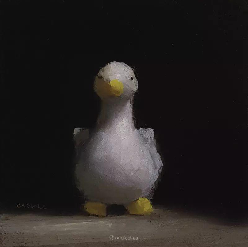 暗黑风格静物瓷器——英国画家Neil Carroll系列1插图33